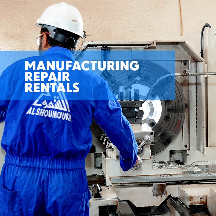 Manufacture And Repair Drilling And Production Equipment