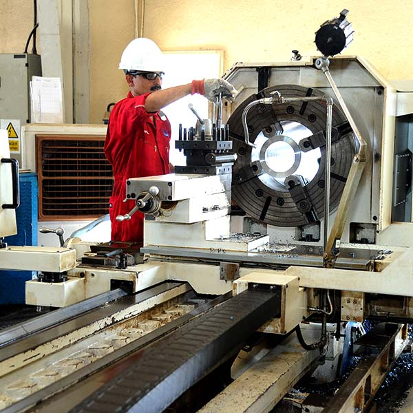 Manufacturing of Drilling & Production Equipment