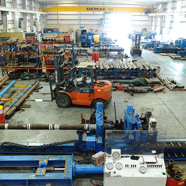 Repair - Drilling & Production Equipments